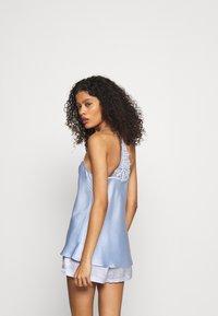 Etam - ROMARIN TOP - Haut de pyjama - bleu azur - 2
