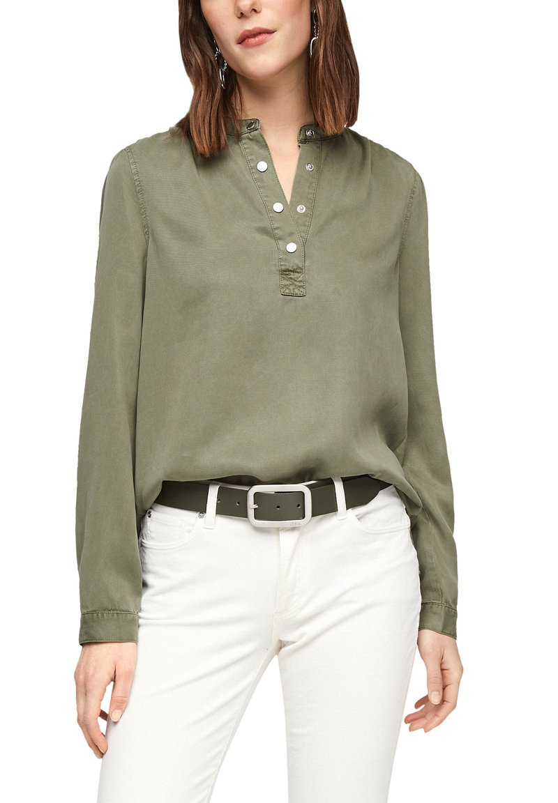 s.Oliver - Blouse - green