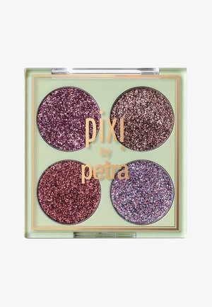 GLITTER-Y EYE QUAD 4G - Eyeshadow palette - rosebronze