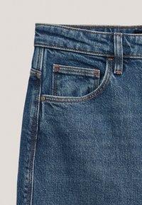 Massimo Dutti - Straight leg jeans - blue - 4