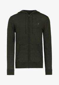 AllSaints - MODE - Zip-up hoodie - dark green - 2
