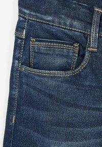 Name it - Jeans Bootcut - dark blue denim - 2