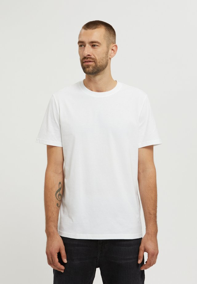 AADO VIEW  - T-shirt print - white