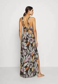 O'Neill - CLARISSE STRAPPY DRESS - Doplňky na pláž - green/white/pink or purple - 2