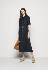 Marella - PENNY - Košilové šaty - blu - 1