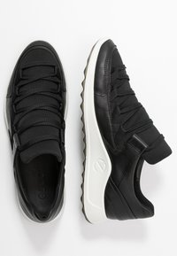 ECCO - FLEXURE RUNNER II - Trainers - black - 3