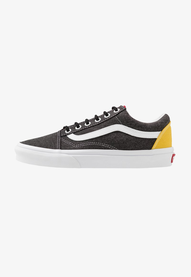 Vans - OLD SKOOL UNISEX - Tenisky - black/true white