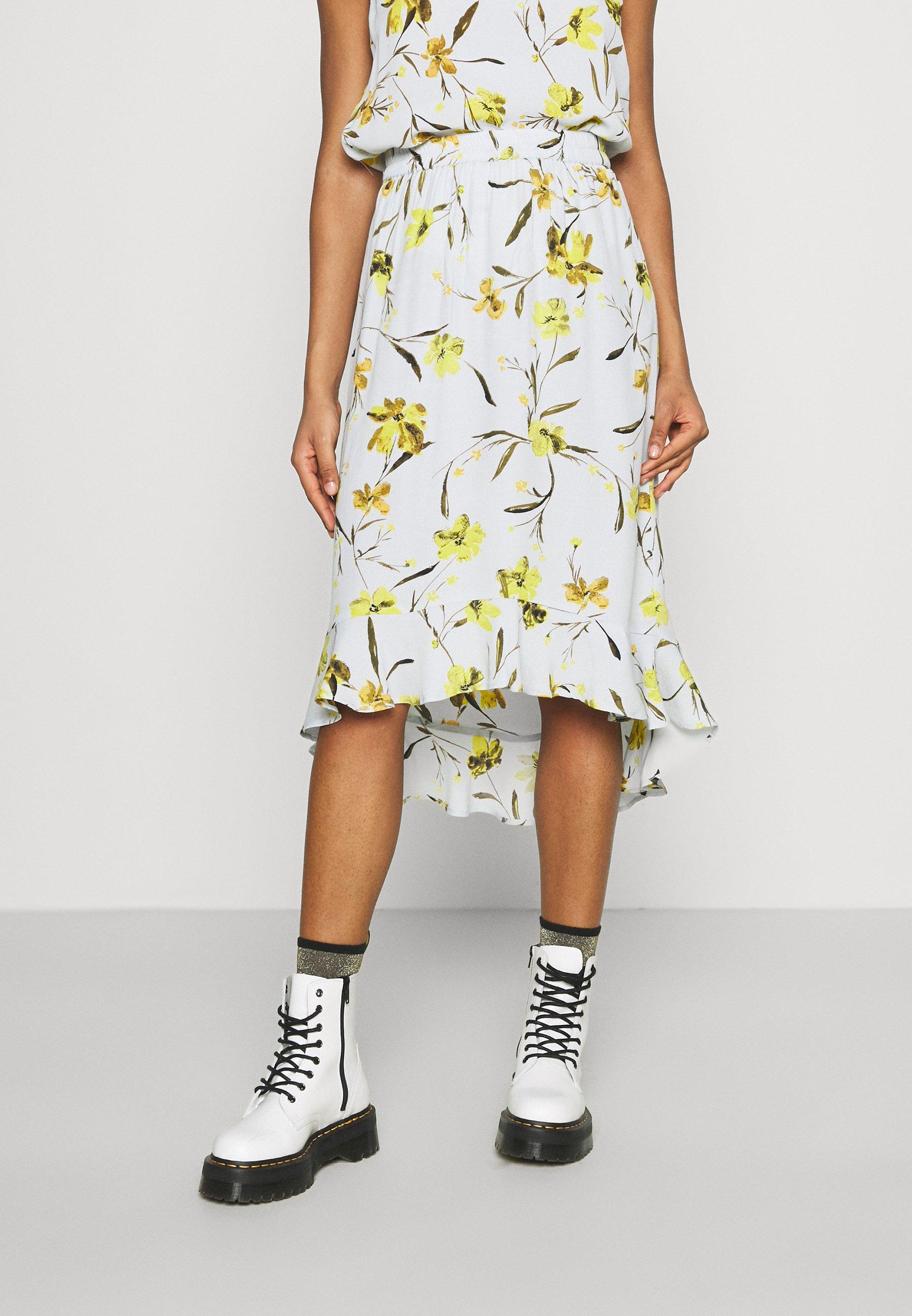 Women PCLILLIAN MIDI SKIRT - A-line skirt