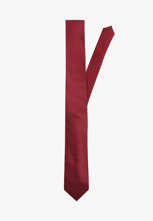 Cravatta - cherry