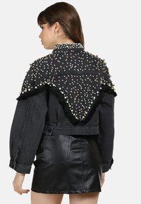 myMo ROCKS - Denim jacket - black - 2