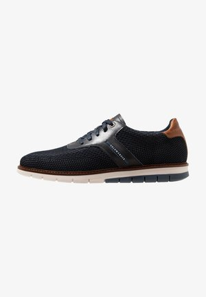 MATHEUS - Sneakersy niskie - navy/grey