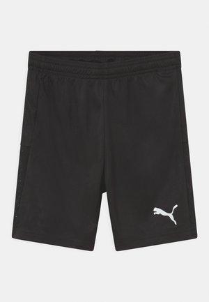 TEAMGOAL UNISEX - Sportovní kraťasy - puma black