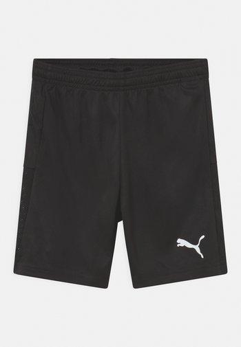TEAMGOAL UNISEX - Sports shorts - puma black