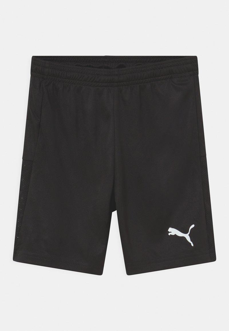 Puma - TEAMGOAL UNISEX - Korte broeken - puma black