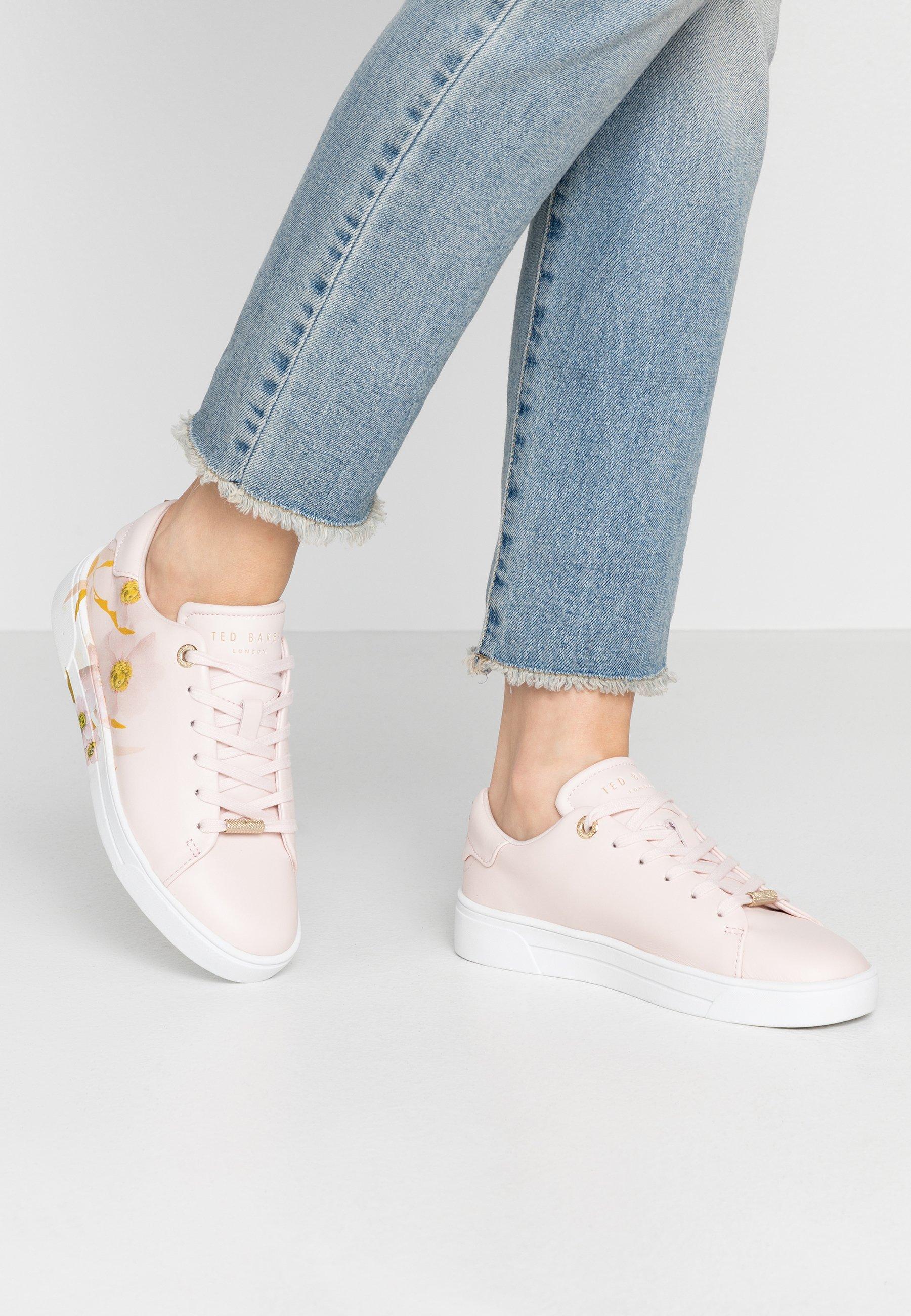Conveniente Scarpe da Donna Ted Baker LENNEC Sneakers basse light pink