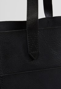 Madewell - MEDIUM TRANSPORT TOTE - Handbag - true black - 6