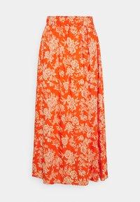 YAS - YASMANISH ANKLE SKIRT  - A-line skirt - tigerlily/manish - 0