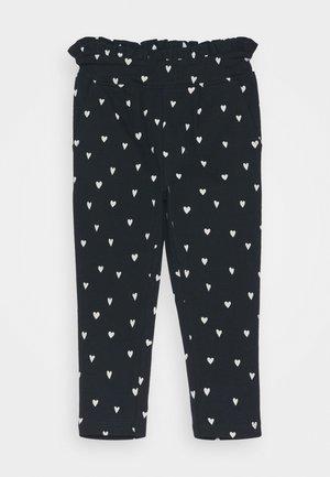 NMFDAGMAR PANT - Trousers - dark sapphire