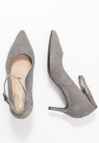 Tamaris - Klassiske pumps - light grey - 3