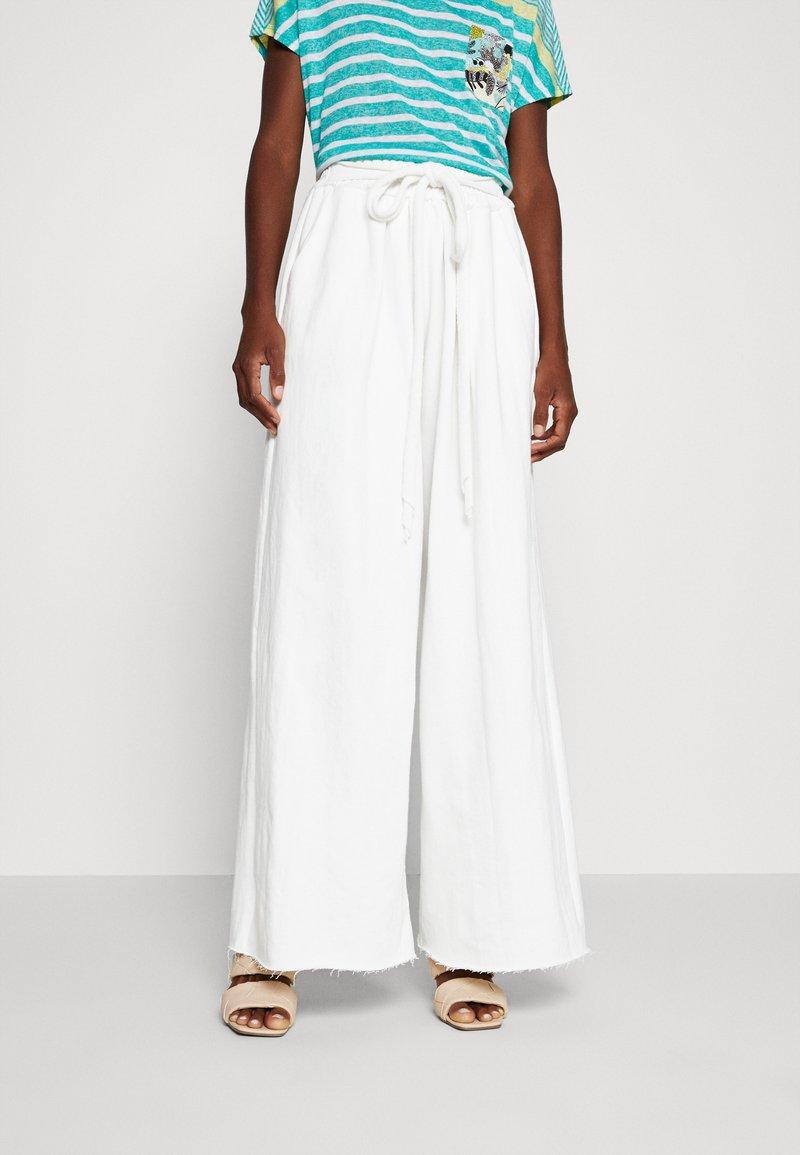 Trendyol - Bukser - off white