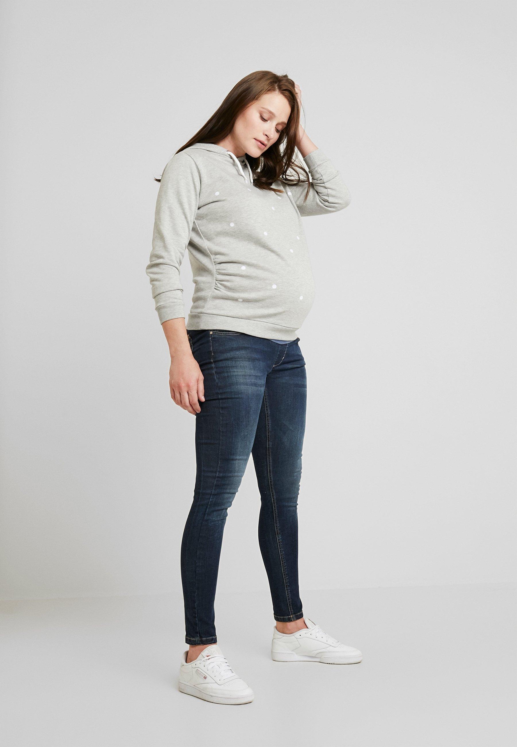 Dorothy Perkins Maternity JADORE LOGO  - Sweatshirt - grey
