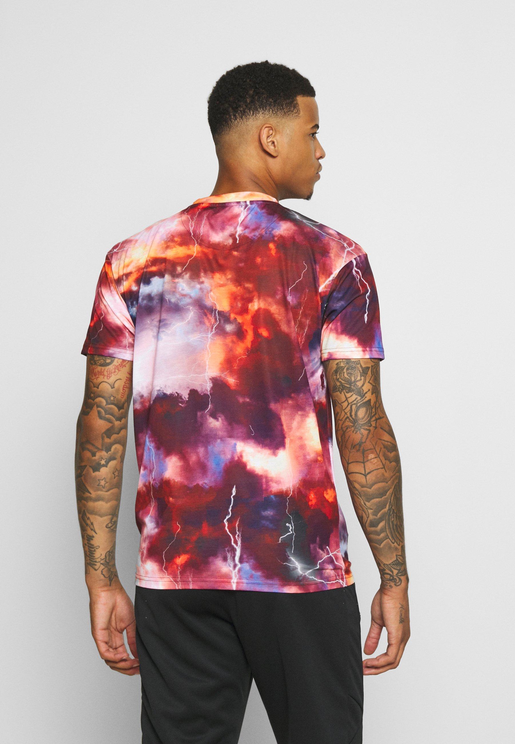 Nominal THUNDER  - Print T-shirt - red XT1f5
