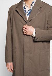 Hope - HIGH COAT - Klasický kabát - brown - 5