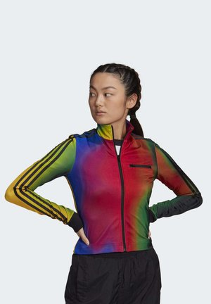 PAOLINA RUSSO TRACK TOP - Outdoor jacket - multicolour