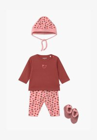 Staccato - SET - Bonnet - light pink - 0