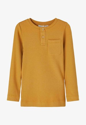 LONG SLEEVE - Jumper - spruce yellow