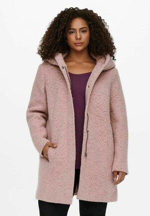 CARNEWSEDONA COAT - Short coat - burlwood