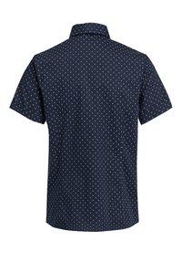 WE Fashion - DESSIN - Overhemd - dark blue - 1