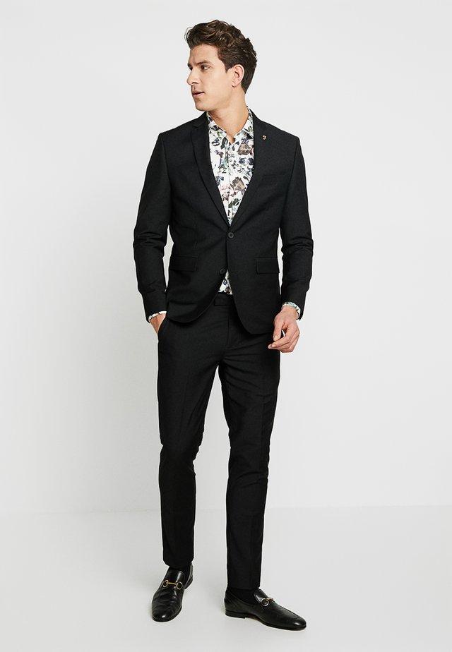 HENDERSON NOTCH  - Suit - black