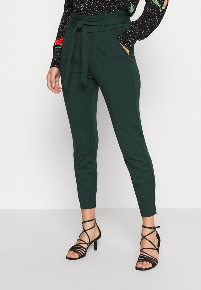 VMEVA  - Tracksuit bottoms - pine grove