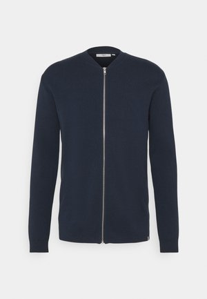 STEENO  - Felpa aperta - navy blazer