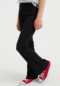 WE Fashion - Broek - black - 1