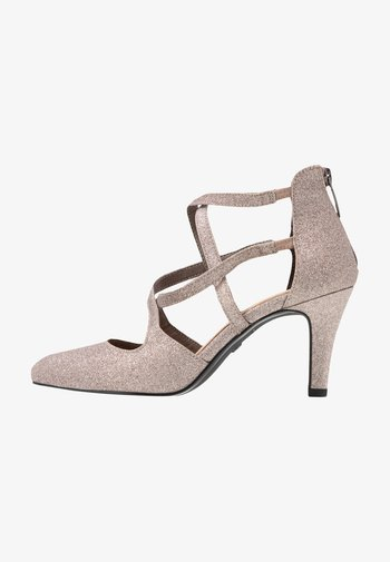 Classic heels - space glam