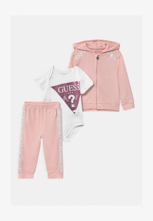 BABY SET - Trainingspak - pink sky
