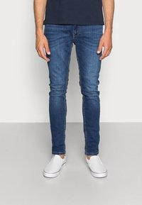 Pier One - Jeans Skinny Fit - dark-blue denim - 0