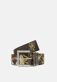 Versace Jeans Couture - Riem - black/gold - 1