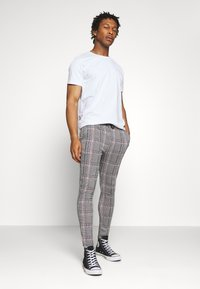 Newport Bay Sailing Club - HOUND TROUSER - Kalhoty - grey - 1
