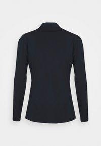 J.LINDEBERG - HARLOW MID LAYER - Fleece jacket - navy croco - 1