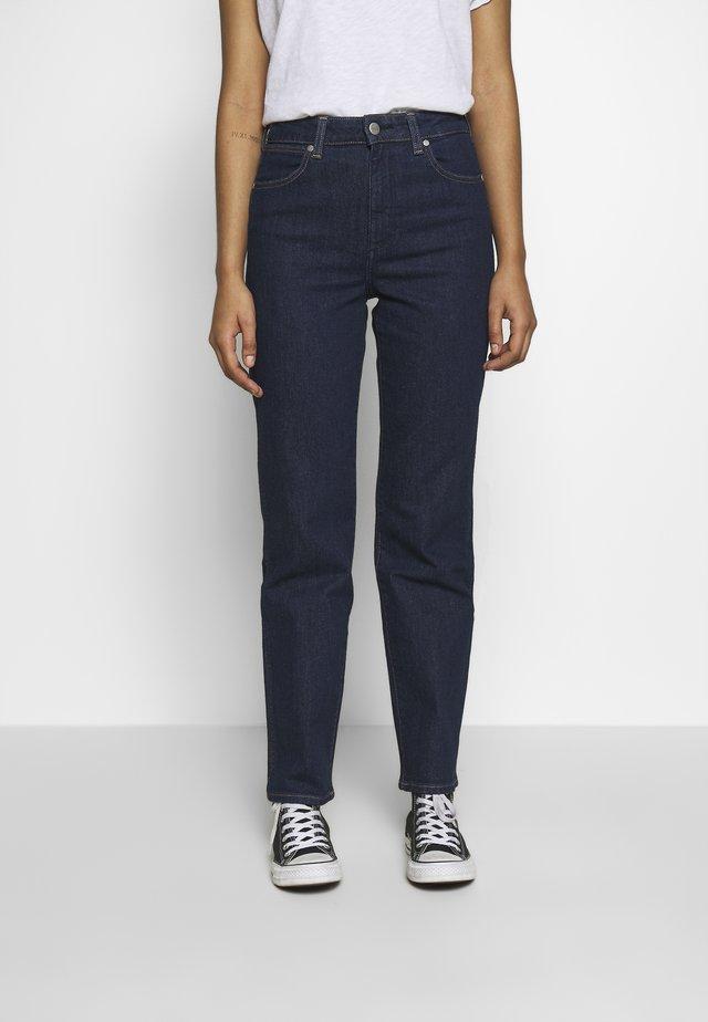 THE RETRO - Jeans a sigaretta - dark blue