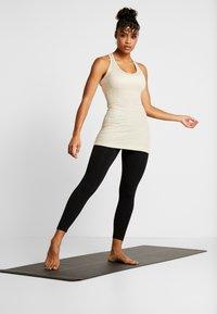 Deha - LEGGINGS - Legging - black - 1