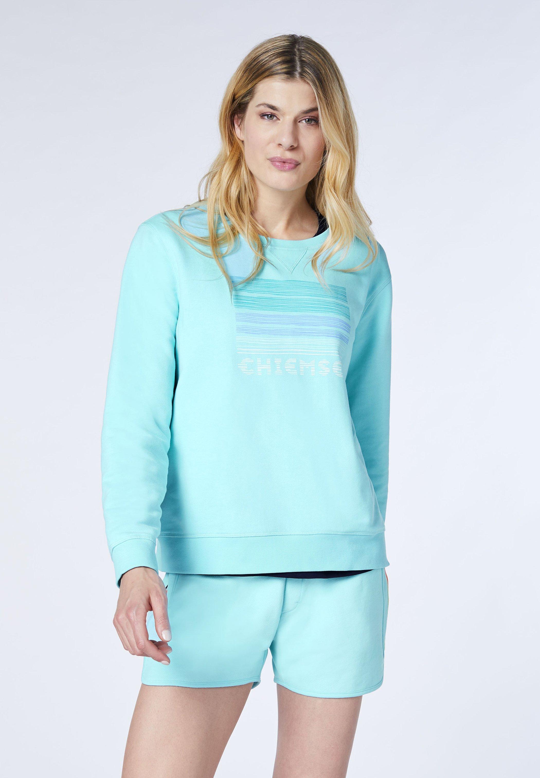 Damen MIT MEHRFARBIGEM FRONTDRUCK - Sweatshirt