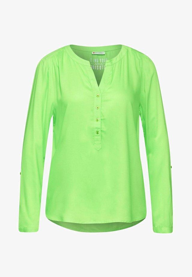 Bluse - grün