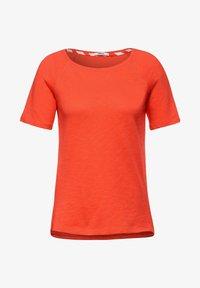 Cecil - RAGLAN  - Basic T-shirt - orange - 3