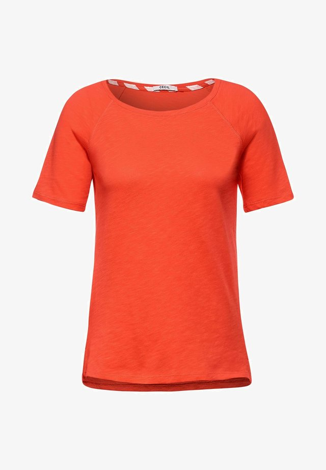 RAGLAN  - T-shirt basic - orange