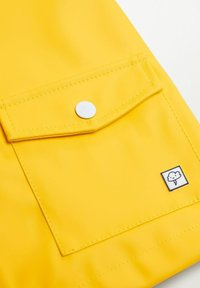 Mango - Vodotěsná bunda - jaune - 3