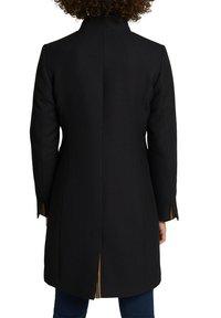 Esprit - Classic coat - black - 5